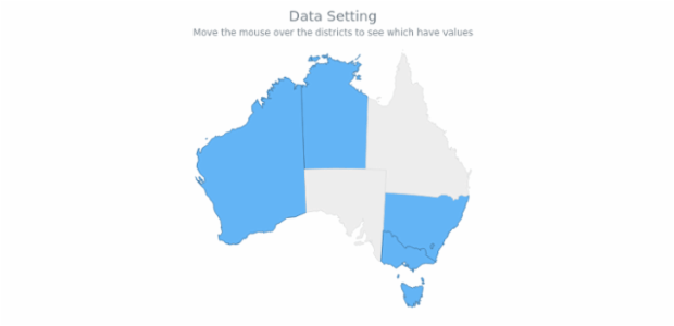Maps Choropleth 02 created by AnyChart Team