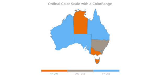 Maps ColorRange 02 created by AnyChart Team