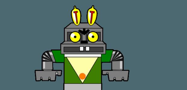Bunny created by AnyChart Team