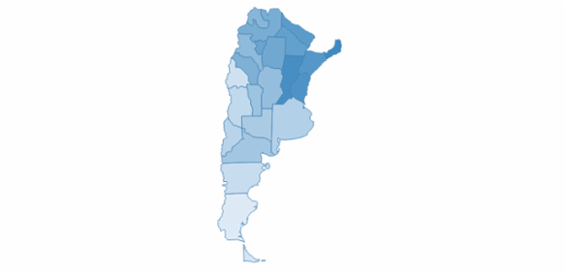 argentina created by AnyChart Team