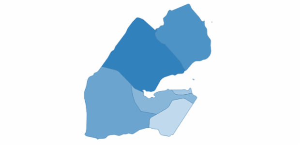 djibouti created by AnyChart Team