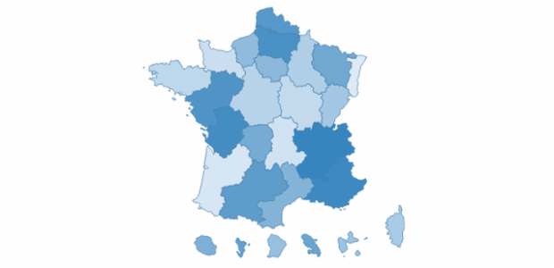 france created by AnyChart Team
