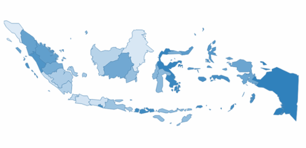indonesia created by AnyChart Team