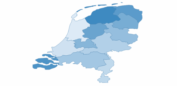 netherlands created by AnyChart Team