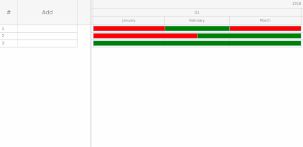 GANTT Chart 01 created by anonymous