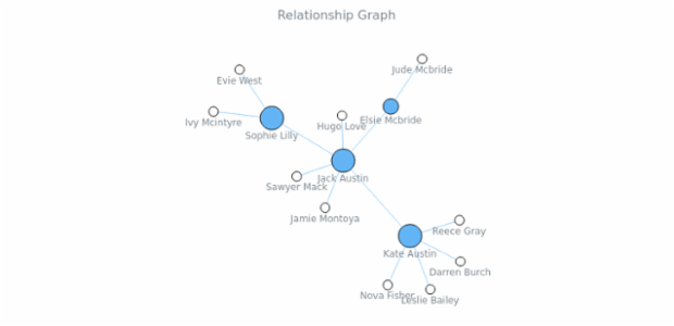 Network Graph created by anonymous, A Network Graph is a visualization of a set of nodes connected with one another by edges. It is widely used in mathematics, and also can be a great help when showing relations between people, companies, cities or any other things.