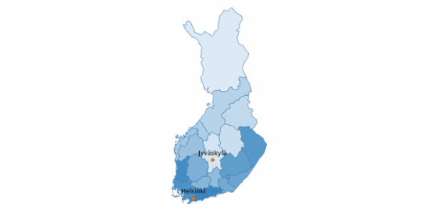 Finland created by anonymous